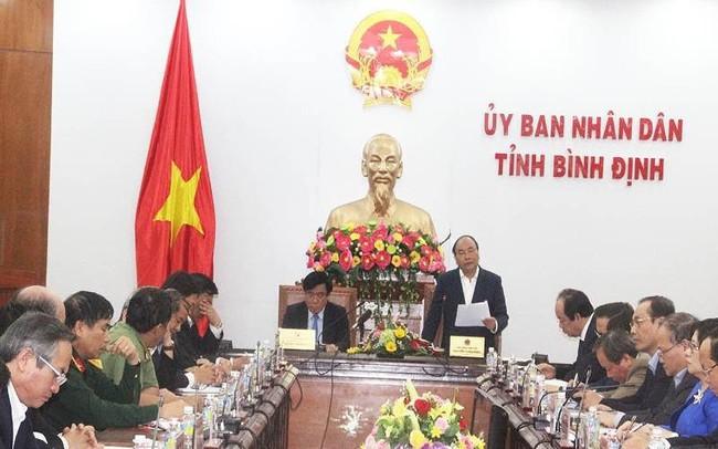 Thủ tướng: Sẽ xem xét vấn đề cổ phần hóa cảng Quy Nhơn