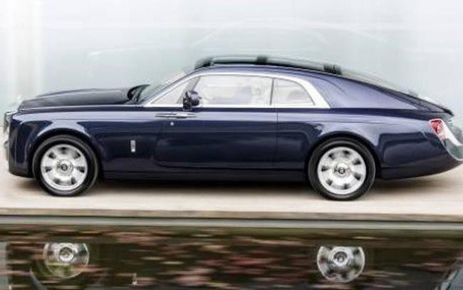 """Rolls-Royce Sweptail – Hình mẫu """"Haute Couture"""" trong làng xe hơi"""