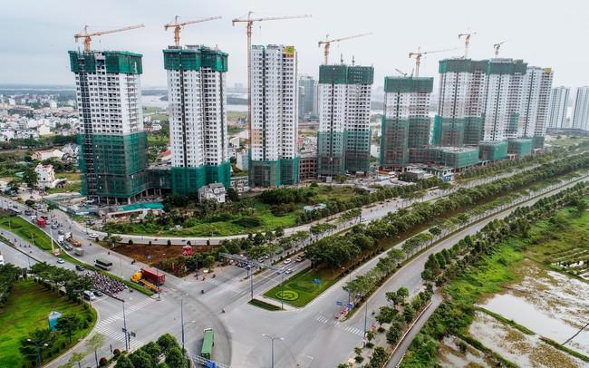 Nhà thầu xây dựng dự án tại 28 Mai Chí Thọ Q.2 đóng cửa văn phòng, công nhân điêu đứng, chủ đầu tư nói gì?