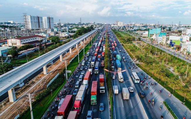 Toàn cảnh 6 dự án giao thông gần 30.000 tỷ đồng tại TP.HCM sẽ hoàn thành trong năm 2018