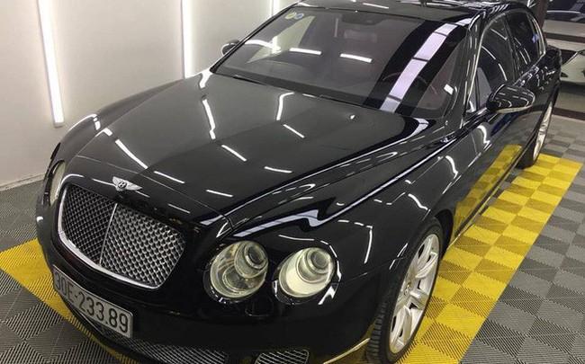 Bentley Continental Flying Spur cũ giá sốc 2 tỷ đồng - Giá hời để làm đại gia?