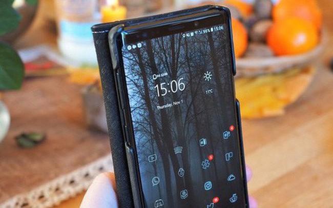 Nếu là fan của Microsoft, tôi khuyên bạn nên mua Galaxy Note9