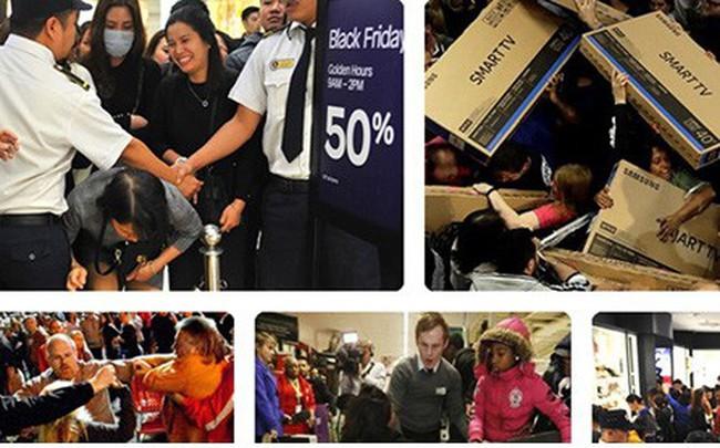 """Hậu Black Friday: Nhiều cái kết """"đắng"""" sau chen chân mua sắm"""