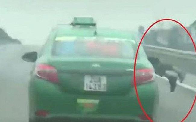 """Tài xế taxi hất công an lên nắp capo, bỏ chạy tốc độ 103km/h bị truy tố tội """"Giết người"""""""