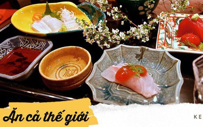 Đến Nhật Bản không thể bỏ qua bản đồ ăn này để thưởng thức các món ăn đặc trưng xứ sở mặt trời mọc chuẩn vị nhất