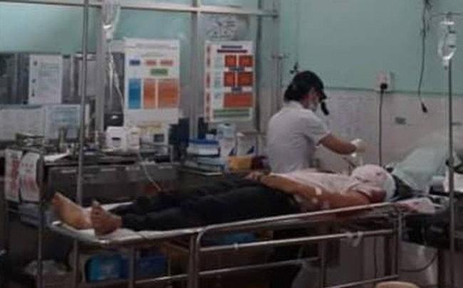 Sức khỏe phó phường đội tự sát sau khi bắn chết phó chủ tịch HĐND phường đã ổn định