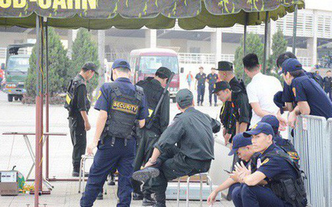 Hà Nội tung hàng nghìn cảnh sát chốt chặn, giữ an ninh trận bán kết lượt về Việt Nam - Philippines