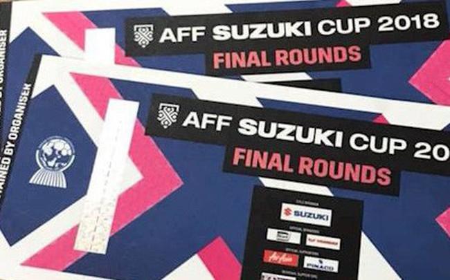 VFF chưa mở bán, chợ vé trận chung kết lượt về giữa Việt Nam và Malaysia đã nhộn nhịp