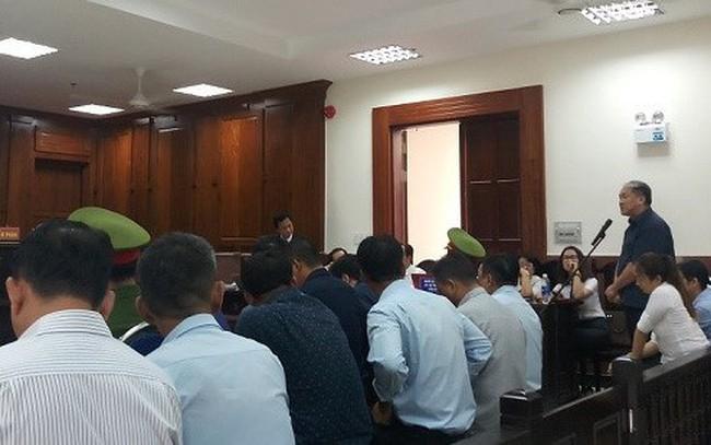 """Xử phúc thẩm Phạm Công Danh: Đề nghị thu hồi """"sạch"""" tiền chuyển cho Hứa Thị Phấn"""