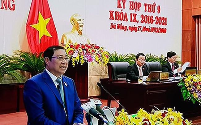 Tăng trưởng kinh tế 2018 không đạt kế hoạch, Chủ tịch TP Đà Nẵng nói gì?