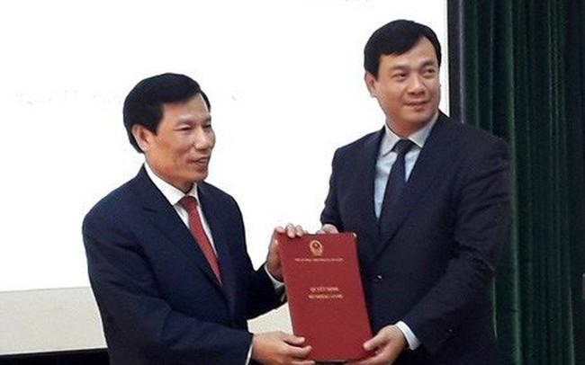Ông Nguyễn Trùng Khánh được bổ nhiệm làm Tổng cục trưởng Tổng cục Du lịch