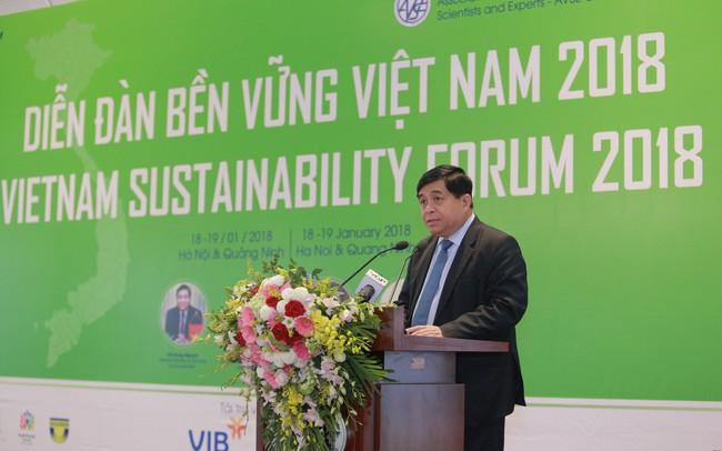 Điều đặc biệt của Diễn đàn phát triển bền vững Việt Nam 2019 sắp được tổ chức