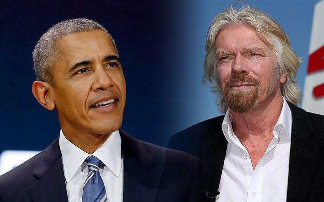 Nếu vẫn đang loay hoay đi tìm mục tiêu cho cả năm tới, hãy để Barack Obama và những người thành công nhất thế giới gợi ý cho bạn!
