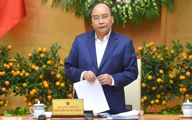Thủ tướng: Giá trị đồng Việt Nam trong bối cảnh quốc tế như vậy là đáng mừng!