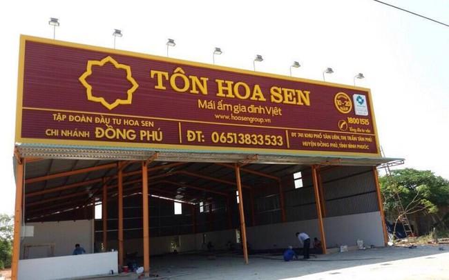 Lãnh đạo Hoa Sen Group (HSG) thi nhau bắt đáy cổ phiếu