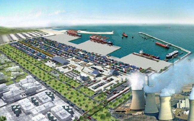 Dự án cảng Mỹ Thuỷ hơn 14.000 tỷ đồng của Quảng Trị được phê duyệt
