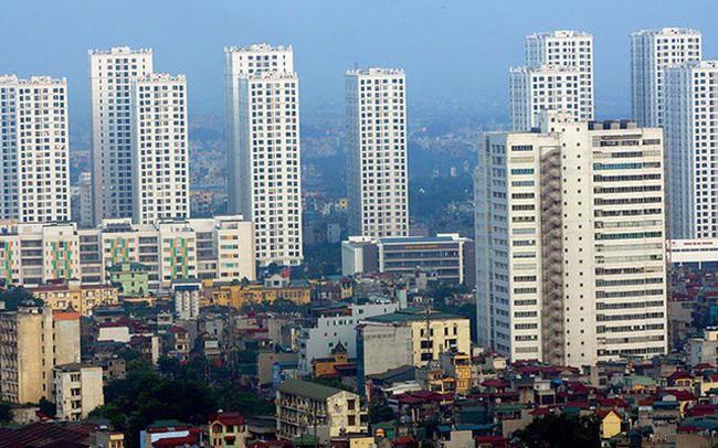 Nguồn cung khổng lồ chung cư chuẩn bị đổ vào thị trường BĐS Hà Nội trong năm 2019