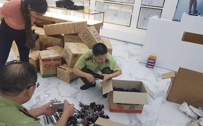 82.000 vụ buôn lậu, gian lận thương mại được xử lý trong vòng 1 năm qua