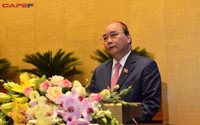 Thủ tướng: Năm 2020 Việt Nam đặt mục tiêu GDP đạt 6,8%