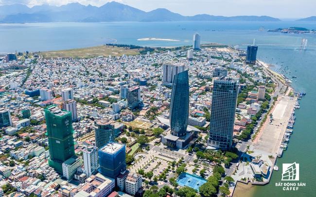 Dự thảo quy hoạch phát triển đô thị Đà Nẵng dịch chuyển về hướng Tây Bắc