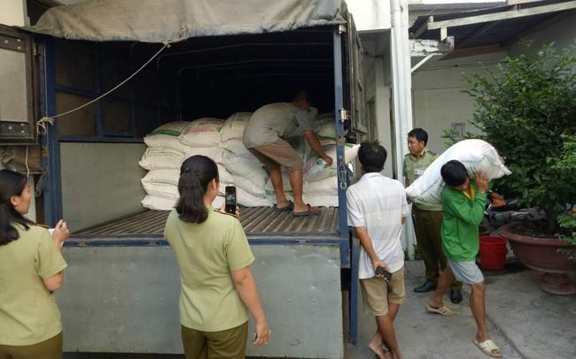 Chặn đứng 7,5 tấn đường cát nhập lậu tại An Giang