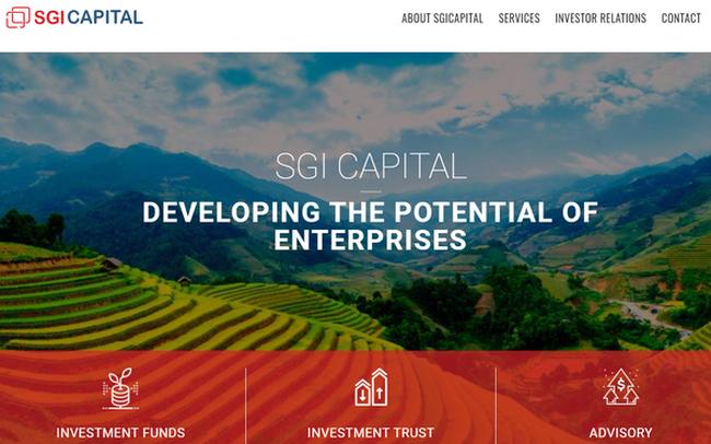 Công ty quản lý quỹ đầu tư SGI bị xử phạt gần 200 triệu đồng