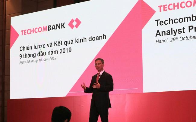 Lãnh đạo Techcombank: CASA của chúng tôi đã vượt qua 2 đối thủ Vietcombank, MBBank để đứng đầu thị trường