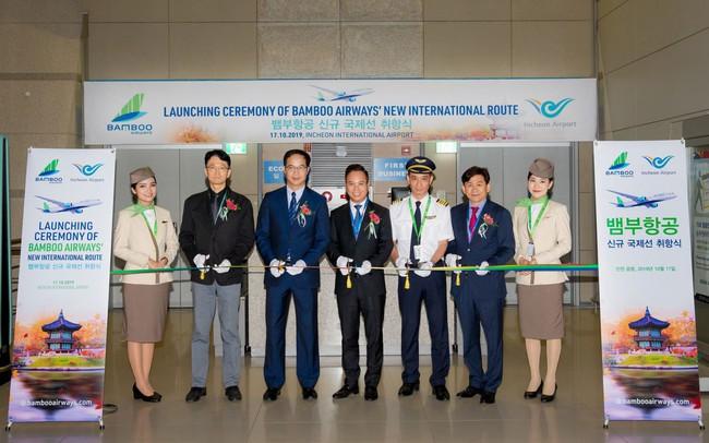 Báo Hàn: Chuyến bay thường lệ kết nối Đà Nẵng – Incheon của Bamboo Airways thành công ngoài mong đợi  Báo Hàn: Chuyến bay thường lệ kết nối Đà Nẵng – Incheon của Bamboo Airways thành công ngoài mong đợi anh 1 9 1572514836670376227797 crop 15725148468211051223491