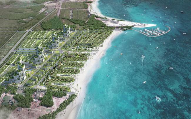 Cuối năm, bùng nổ dự án BĐS nghỉ dưỡng, giải trí biển