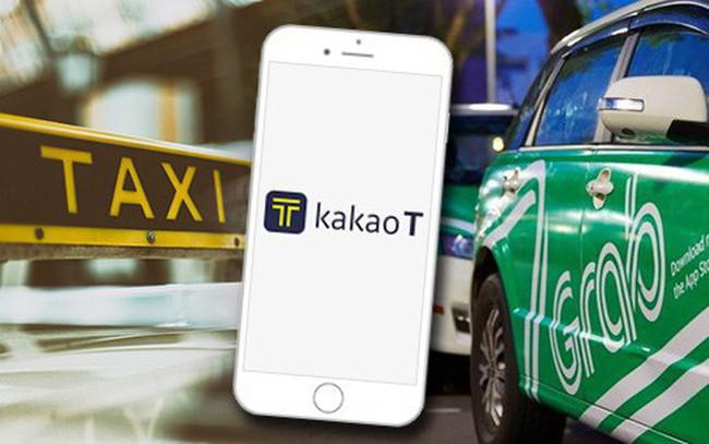 Ứng dụng gọi xe Kakao Hàn Quốc sẽ bắt tay với Grab để vào thị trường Việt Nam?