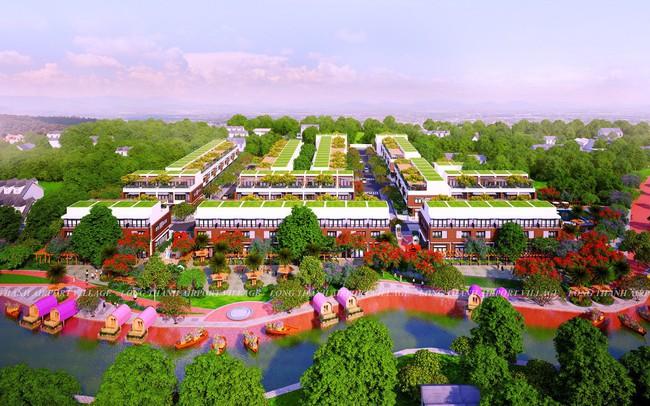 Nhiều mô hình BĐS cao cấp xuất hiện trên thị trường nhà đất Đồng Nai