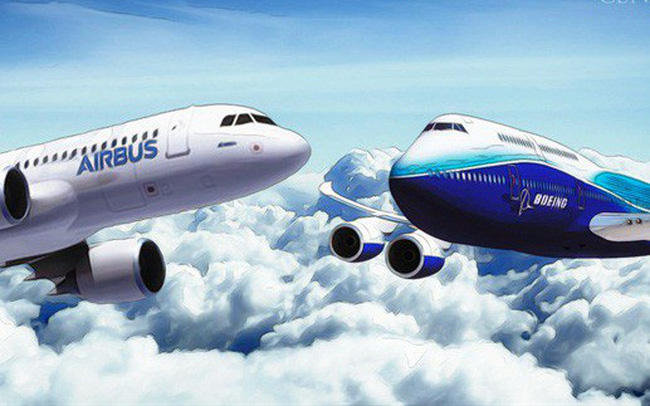 Tranh chấp giữa Boeing và Airbus châm ngòi cho cuộc chiến thương mại Mỹ - châu Âu như thế nào?