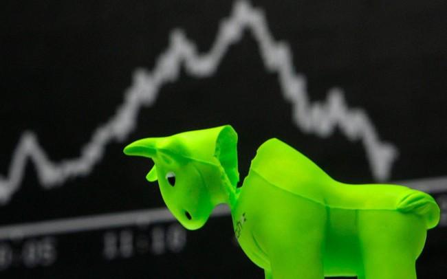 VCB vượt đỉnh, VN-Index bứt phá hơn 5 điểm trong phiên chiều