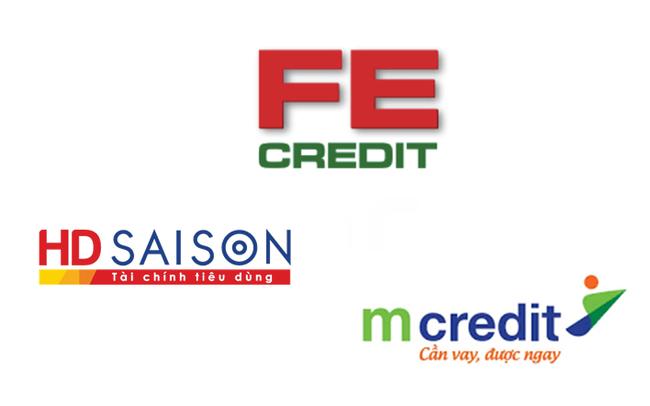 Nợ xấu của FE Credit, MCredit, HD Saison đang như thế nào?