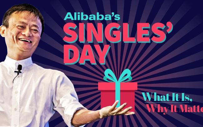 """Lễ Độc thân khởi động trong """"điên cuồng"""", Alibaba kiếm được hơn 16 tỷ USD chỉ trong 1 giờ mua sắm"""