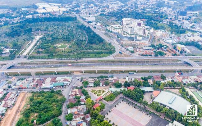 Cận cảnh dự án giao thông đang giúp mở rộng cửa ngõ phía Đông TP.HCM