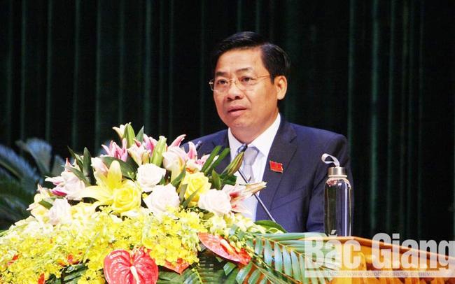 Ông Dương Văn Thái giữ chức Chủ tịch UBND tỉnh Bắc Giang