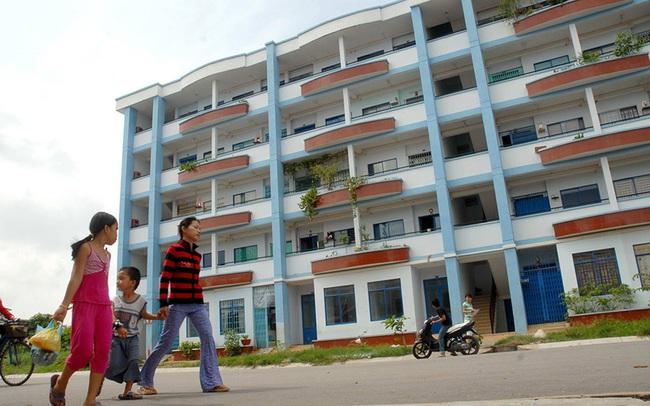 Cả nước mới thực hiện được khoảng 33% kế hoạch phát triển nhà ở xã hội