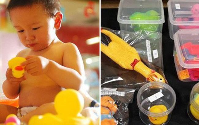 Cảnh báo: Một số đồ chơi trẻ em bằng nhựa ở Thái Lan được phát hiện chứa lượng lớn hóa chất ảnh hưởng đến sinh sản và nguy cơ mắc ung thư