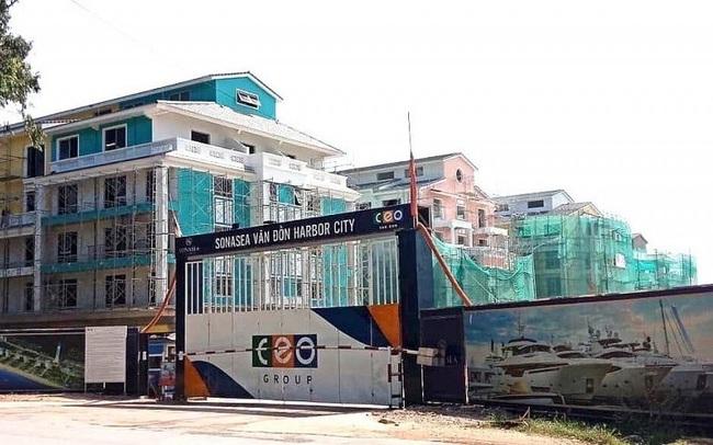 Quảng Ninh chấp thuận 192 căn shophouse tại Vân Đồn đủ điều kiện bán nhà hình thành trong tương lai