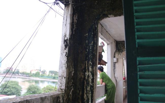 Hàng loạt ông lớn bất đông sản FLC, T&T, Geleximco... muốn cải tại chung cư cũ Hà Nội