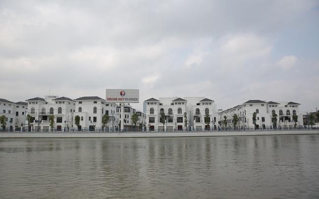 Tài chính Hoàng Huy (TCH): Nếu thời tiết thuận lợi sẽ hoàn thành dự án Hoàng Huy Mall trước tháng 7/2020