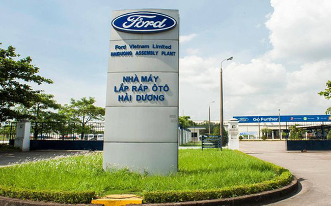 Ford rót thêm 82 triệu USD, mở rộng sản xuất ở Việt Nam