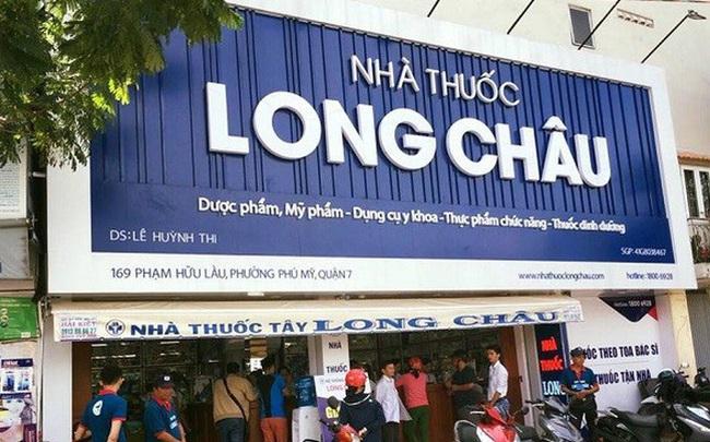 Chuỗi dược Long Châu công bố đã hoàn tất kế hoạch 70 cửa hàng