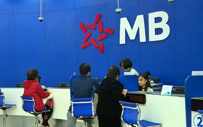 Tổng công ty 28 muốn bán số cổ phiếu MBB được chia từ các đợt cổ tức 2013-2017 với giá không thấp hơn 22.609 đồng/cp