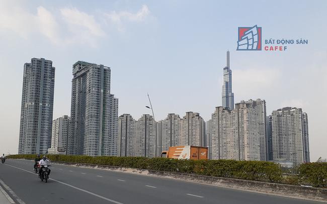 Danh 48 dự án chung cư mới được cấp phép thêm tại Tp.HCM