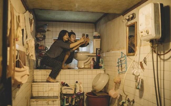 """Trái ngược với khu Gangnam xa hoa là những """"ngôi nhà bán ngầm"""" trong Ký sinh trùng đến cuộc sống bi thảm ở khu ổ chuột của người nghèo ở Hàn Quốc"""
