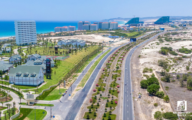 Khánh Hoà: Đầu tư gần 100 tỷ đồng nâng cấp và mở rộng tuyến đường Nguyễn Tất Thành (Bãi Dài - Cam Ranh)