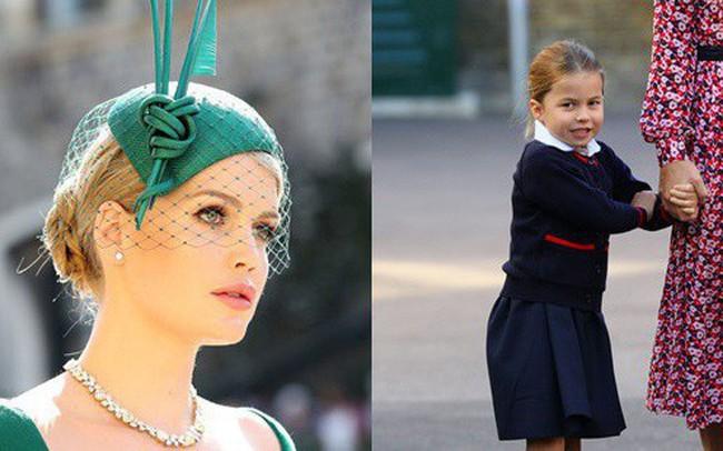 Công chúa Charlotte được dự đoán sẽ là mỹ nhân vạn người mê trong tương lai khi cộng đồng mạng phát hiện cô bé giống hệt nhân vật này