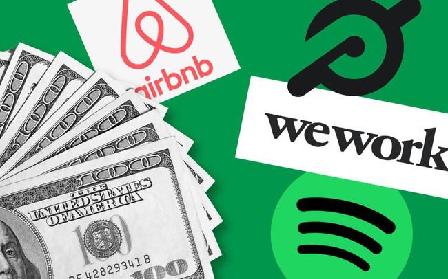 """Thị trường vốn của Mỹ đã bị bóp méo như thế nào sau sự thất bại của một loạt """"kỳ lân gãy sừng"""" WeWork, Uber, Lyft?"""